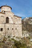 Asens fästning i Asenovgrad, Bulgarien royaltyfri bild