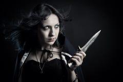 Asesino de la fantasía imagen de archivo