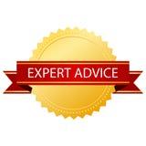 Asesoramiento de experto Fotos de archivo libres de regalías