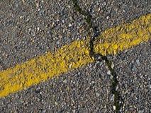 asfalt Arkivbilder