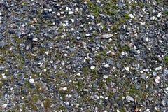 asfalt stock afbeelding