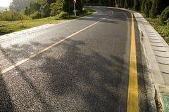 asfalt Royaltyfri Bild