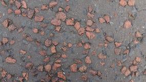 Asfalte la textura Imagen de archivo