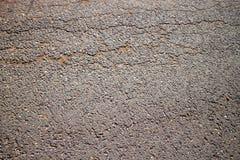 Asfalte o pavimento da estrada urbana foto de stock royalty free
