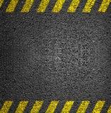asfalto fotografie stock libere da diritti