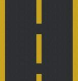 Asfalto stock de ilustración