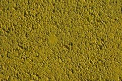 Asfalto amarillo Imagen de archivo libre de regalías