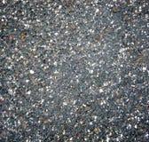 Asfalto bagnato grigio Fotografia Stock Libera da Diritti