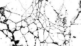 Asfalto dañado negro del daño del grunge del fondo de la textura del grunge de la plantilla del ejemplo de la tinta de la desolac libre illustration