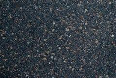 Asfalto grigio bagnato fotografia stock