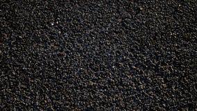 Asfalto negro stock de ilustración