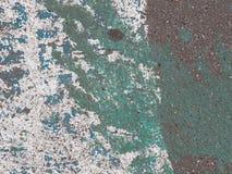 Asfalto pintado intercalado com cascalho Imagem de Stock Royalty Free