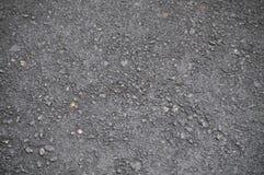 Asfalto textured preto fotografia de stock royalty free