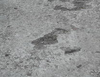 Asfalto viejo gris Imagen de archivo