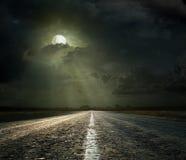 Asfaltowa droga Zdjęcie Stock