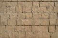 asfaltowego tła drogi kamienia stosowna światła słonecznego tekstura Obrazy Royalty Free