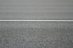 Asfaltowej drogi ulicy tło Zdjęcie Royalty Free