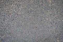 Asfalttextuur met zwarte teer, zwarte grijze achtergrond stock foto's
