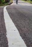 Asfaltväg Royaltyfri Foto