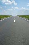 asfaltvägtextur Royaltyfri Bild