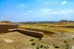 Asghabat Parthian Old Nisa 12 stock photography