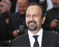 Asghar Farhadi присутствует на ` ` Forushande продавца Стоковое Изображение RF