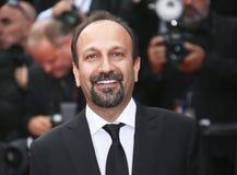 Asghar Farhadi присутствует на ` ` Forushande продавца Стоковые Изображения