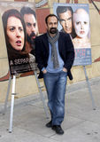 Asghar Farhadi. At the American Cinematheque's 69th Annual Golden Globe Awards Foreign-Language Nominee Event held at the Egyptian Theater on January 15, 2012 Royalty Free Stock Image