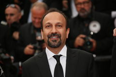 Asghar Farhadi. Attends the Closing Ceremony of the 69th annual Cannes Film Festival at the Palais des Festivals on May 22, 2016 in Cannes, France Stock Image