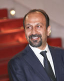 Asghar Farhadi attends `The Salesman Forushande`. Premiere during the 69th Cannes Film Festival at the Palais  on May 21, 2016 in Cannes, France Royalty Free Stock Image