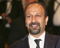Asghar Farhadi attends `The Salesman Forushande`. Premiere during the 69th Cannes Film Festival at the Palais  on May 21, 2016 in Cannes, France Stock Images