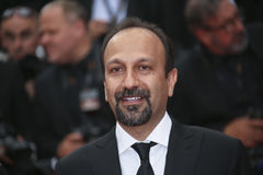 Asghar Farhadi attends `The Salesman Forushande`. Premiere during the 69th Cannes Film Festival at the Palais  on May 21, 2016 in Cannes, France Royalty Free Stock Photos