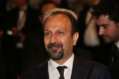 Asghar Farhadi. Attends the 'The Salesman (Forushande)' during the 69th annual Cannes Film Festival at the Palais on May 21, 2016 in Cannes, France Stock Image