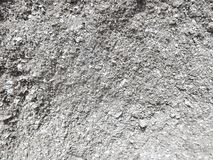 Ash from the furnace. royalty free stock images
