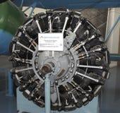 ASH-62IR - motores de avión (1938) Poder, hp-1000 Era applie imagen de archivo libre de regalías