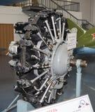 ASH-62IR - motores de aviões (1938) Poder, hp-1000 Era appl Fotos de Stock Royalty Free