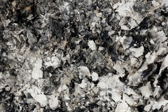 Ash texture Royalty Free Stock Photos