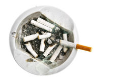 Ash-tray Royalty Free Stock Image