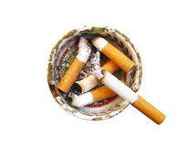Ash tray Stock Photography