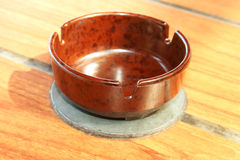 Ash tray Royalty Free Stock Image