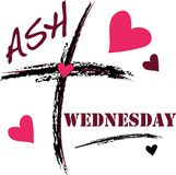 Ash Wednesday Royalty Free Stock Image
