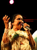 Asha Bhosale Royalty Free Stock Photos
