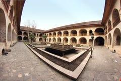 Free Ashagi Caravan Serai In Sheki City, Azerbaijan Royalty Free Stock Photography - 65910397