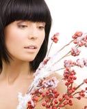 ashberry женщина Стоковое Изображение RF
