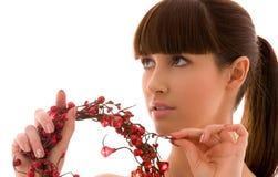 Ashberry woman Stock Photos