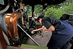 Ashburton railway museum (18) Royalty Free Stock Photography