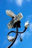 ashbury haight Στοκ Φωτογραφία