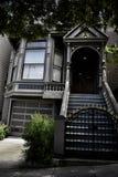 710 Ashbury ST, το σπίτι των Grateful Dead, 2 στοκ φωτογραφία