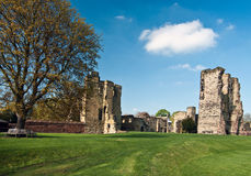 ashby城堡 图库摄影
