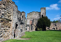 Ashby Castle Royalty Free Stock Images